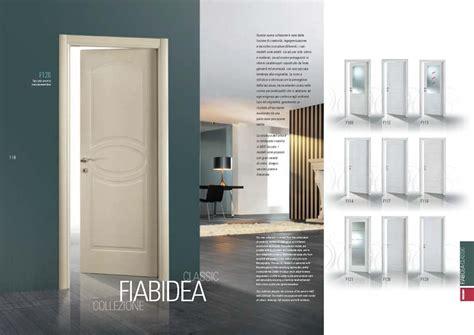 catalogo porte interne porta collezione fiabidea classic sololegno mdbportas