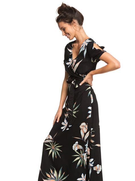 lotus sleeve maxi dress erjwd03287