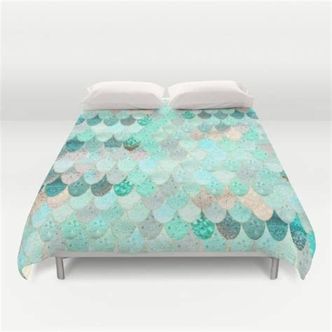 mermaid bed 25 best ideas about mermaid bedding on pinterest