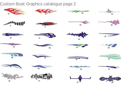 boat names graphics decals boat graphics cliparts co