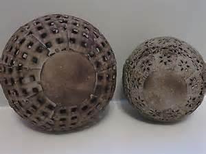 max studio home decor max studio home decorative metal balls orbs table decor