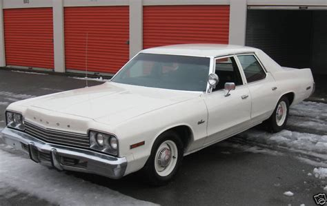 1974 dodge sedan for sale dodge monaco information and photos momentcar