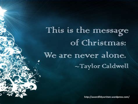 christmas quotes  word fitly written