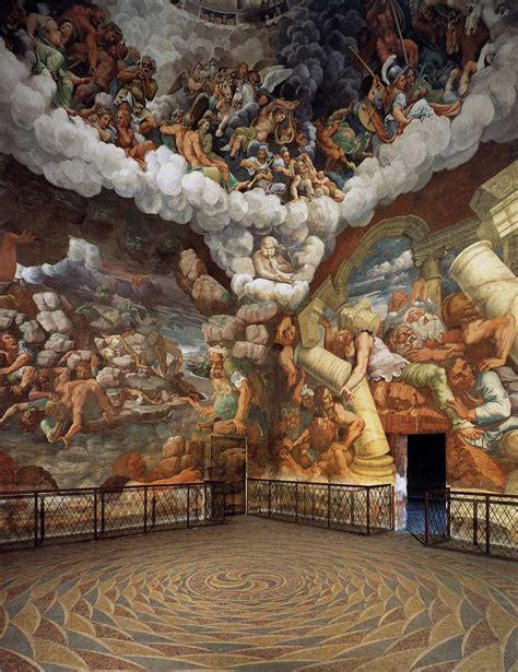 the from the sala dei giganti di giulio romano analisi