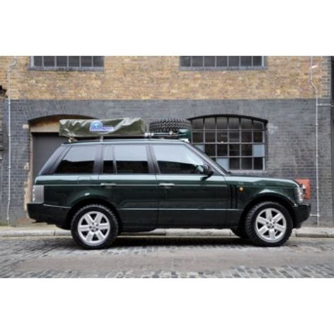 land rover safari roof hannibal range rover hse roof rack 4 0l 4 6l hannibal