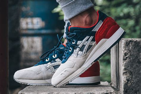 Asics Gel Lyte Iii Conceps Boston Tea concepts x asics gel lyte iii quot boston tea quot releases on may 2nd sneakernews