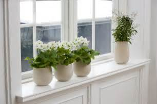 Window Sill Inspiration Floradania Marketing Hvad Signalerer Din Vindueskarm