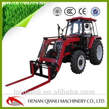 farmer tests the multi functional implement on a farm in kenya china universal agriculture machinery 90hp multi function
