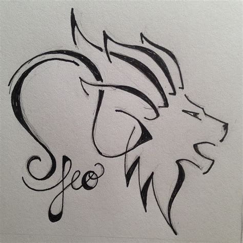 tattoo design zodiac sign leo leo tattoos and designs page 20