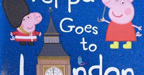 peppa goes to london b01n10hqbd nickalive foyles to hold special peppa pig london tea party