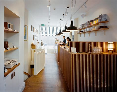 The Monocle Café: Design focused lunch in MaryleboneHave You Heard Of It?