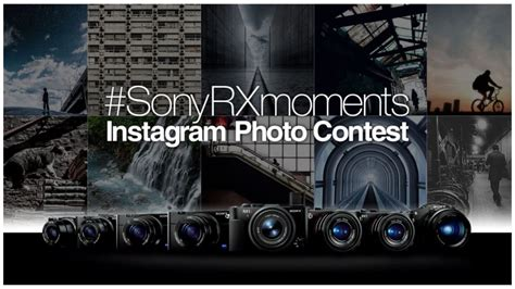 Local Contests And Giveaways 2017 - plug win a sony rx1r2 at the sonyrxmoments instagram contest invisible