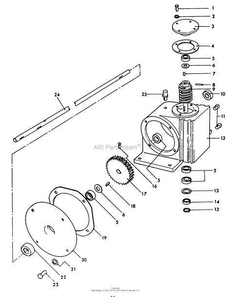 speed parts diagram bunton bobcat xm4804 all 48 quot variable speed parts