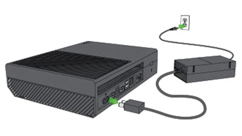 one power cord xbox one power supply xbox one console