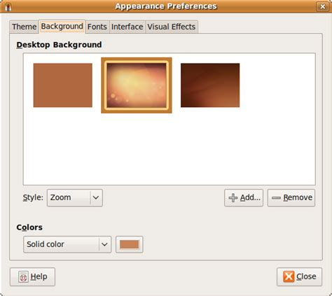 computer appearance themes customize your ubuntu laptop appearance with themes