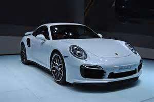 2013 Porsche 911 Turbo Porsche 911 Turbo 2013 White