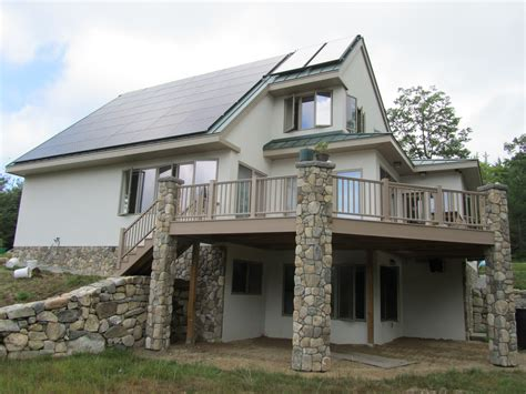 renewable energy house design renewable energy provides completely for maine residence solar design associates