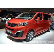 Peugeot Traveller ILab Concept – 2016 Geneva Live