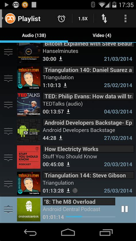 podcast addict apk free media android app appraw