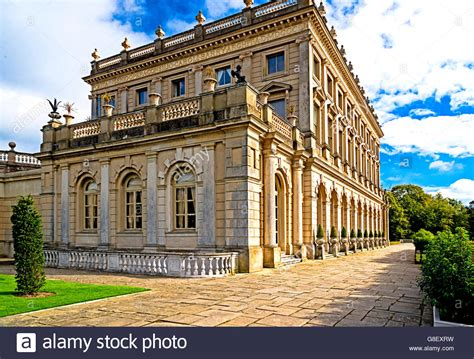 cliveden house and hotel taplow buckinghamshire stock