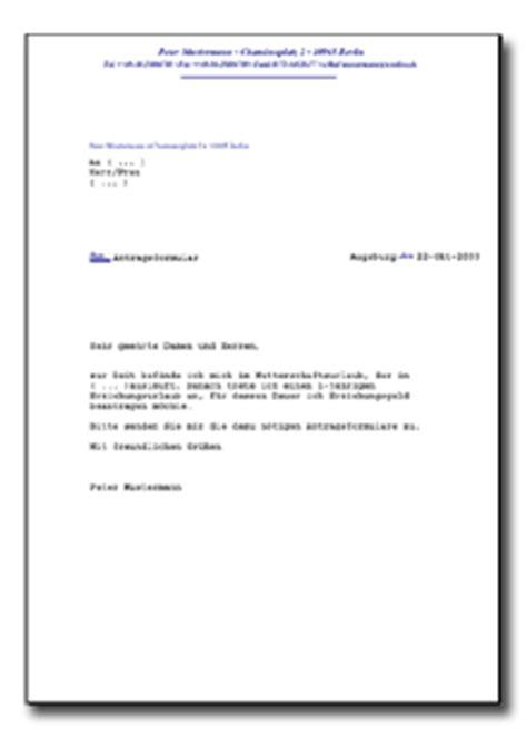 Reklamation Urlaub Brief Beliebte Downloads Musterbriefe 187 Dokumente Vorlagen