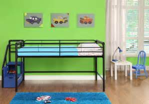 toddler bunk beds with stairs total fab toddler low loft beds with stairs
