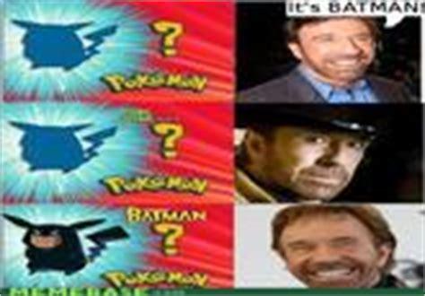 Chuck Norris Pokemon Memes - who s that pok 233 mon know your meme
