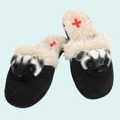 fuzzy nation slippers 1000 images about shoes on pug pug rescue