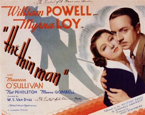 recurring themes in film film noir photos recurring themes the thin man