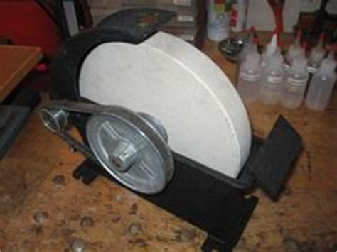 Antique Sharpening Grinding Wheel Cycle 100 Http
