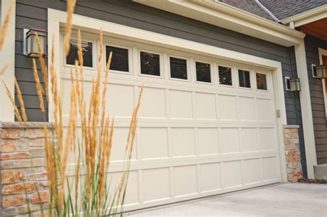 Barton Garage Doors Recessed Panel Garage Door Barton Overhead Door Inc