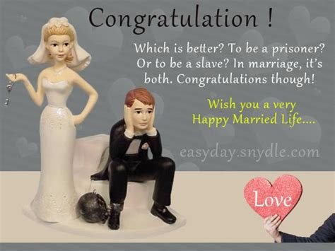 Wedding Wishes Jokes by Top Wedding Wishes And Messages Easyday