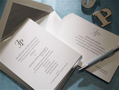 plain and simple wedding invitations uk insignia style classic wedding invi with plain white