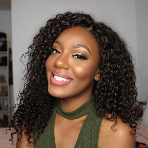 Afro Weave Hairstyles by Beautyforever Curly Weave Hairstyles