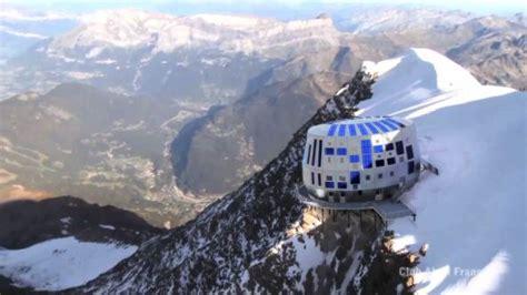holzhütte alpen bildergalerie zu holzh 252 tte am mont blanc fertig gestellt