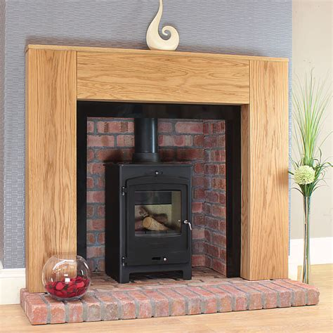 Fireplace Surrounds Oak by Modern Oak Fireplace Oakfiresurrounds Co Uk