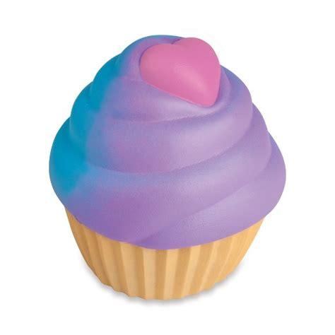 Squishy Jumbo Cupcake soft n slo squishies jumbo cupcake blue purple target