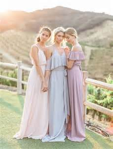 best 25 pastel bridesmaid dresses ideas on pinterest