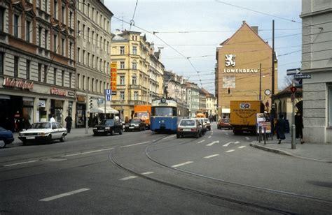 innere wiener straße m 252 nchen mvv tramlinie 19 p3 2018 max weber platz