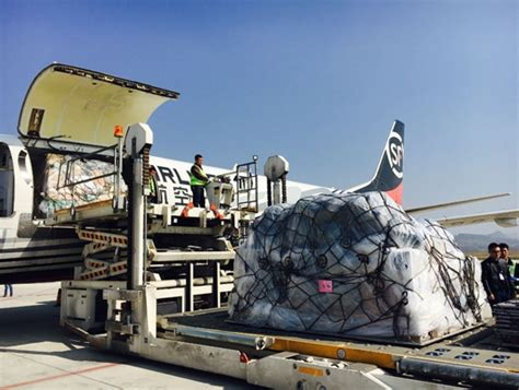 sf airlines launches the guizhou hangzhou all cargo route air cargo