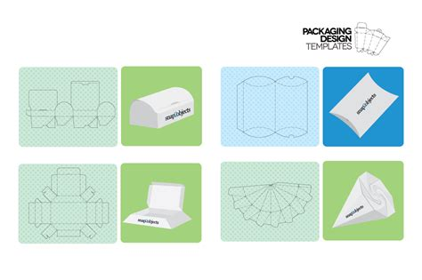 packaging design templates stationery templates on