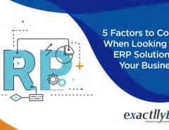 5 Challenges To Consider by 5 Challenges For Erp Implementation In Smes Erp Software