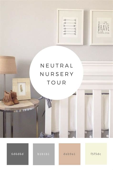 25 best ideas about neutral nursery colors on