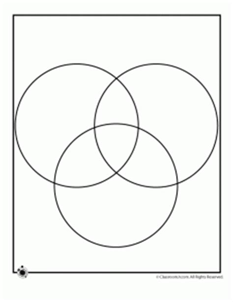 3 circle venn diagram template blank venn diagram