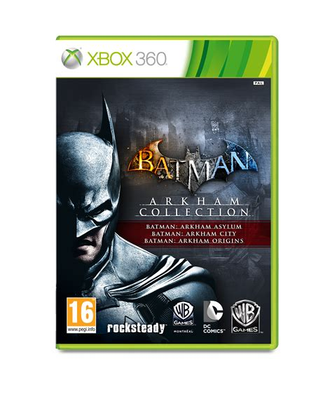 Edition Of One by Batman Arkham Collection Edition Includes All Three