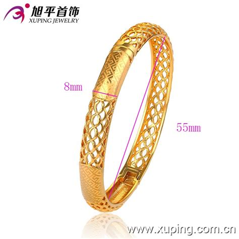 Kalung Xuping Gold 18 9 51199 xuping 18k gold jewelry fashion bangles and bracelets gold plated bangles buy