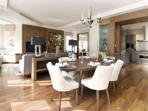 Open Floor Plan With Dining Room House Tweaking