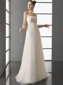 simple wedding gown simple wedding dress to show yourself ipunya