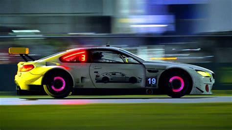 M6 Race Car by Bmw M6 Car Daytona 2017 Race