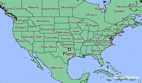 where is plano texas on a map where is plano tx where is plano tx located in the world plano map worldatlas